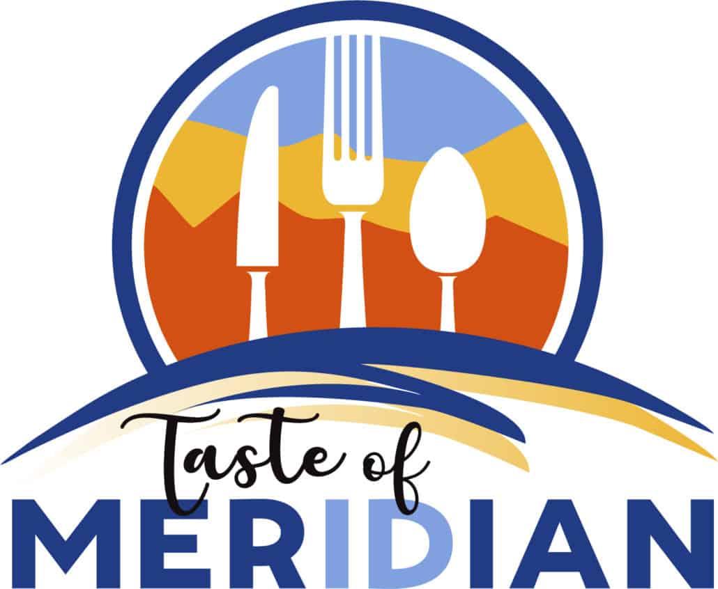 Taste of Meridian Logo Final