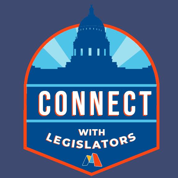 ConnectWithLegislators-badge LOGO