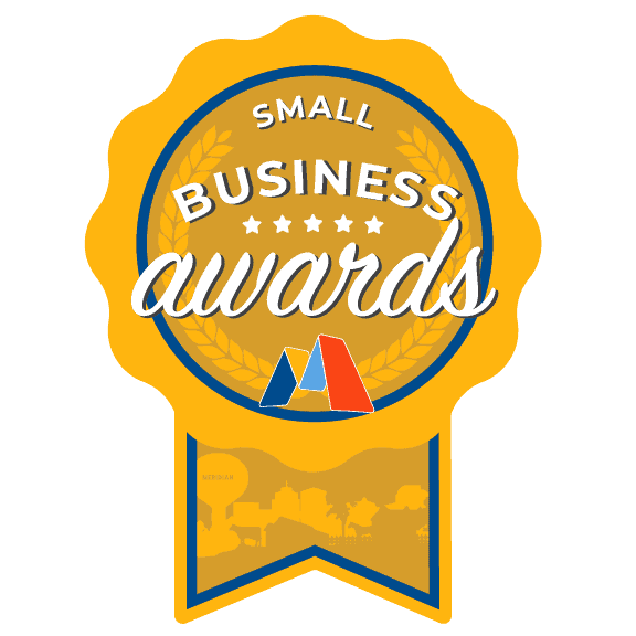 Meridian_chamber_badges Small Business Awards LOGO